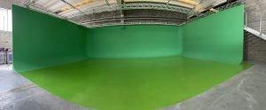 green screen limbo