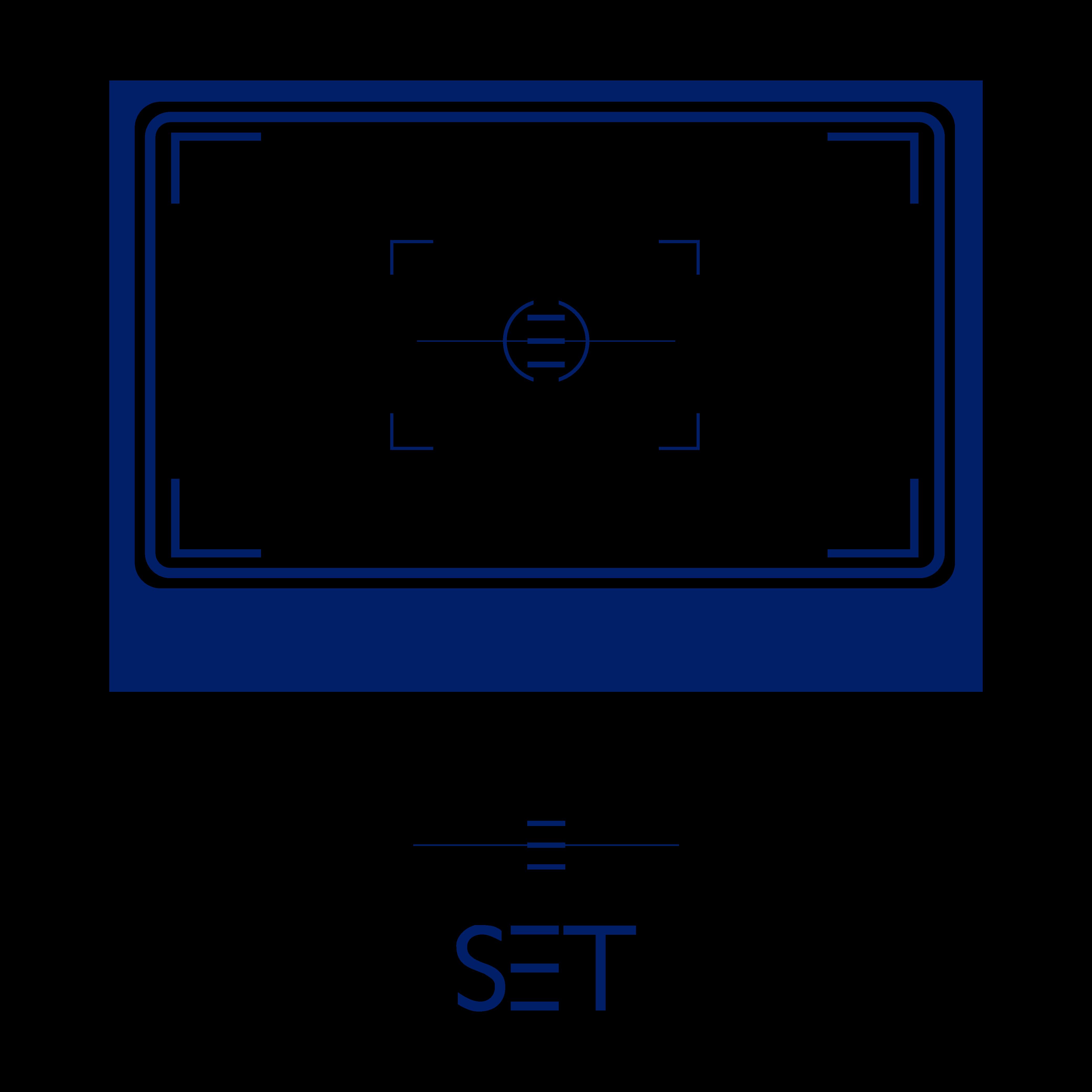 Pittogrammi Area 51 BIS Set BLU (01 Giugno 2021)